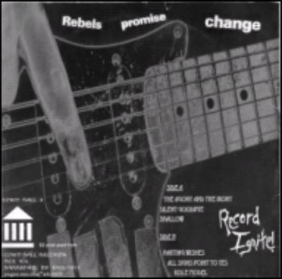 Record Ignite - Rebels Promise Change Jacket Back